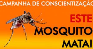 Campanha de Conscientização em São Lourenço da Serra - Combate ao Aedes Aegypti