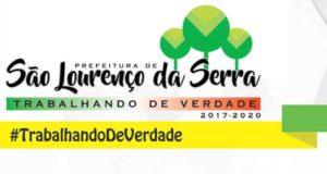 Prefeitura Municipal de São Lourenço da Serra - Trabalhando de Verdade