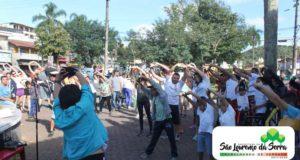 Sucesso total na 1ª Caminhada Ecológica de São Lourenço da Serra