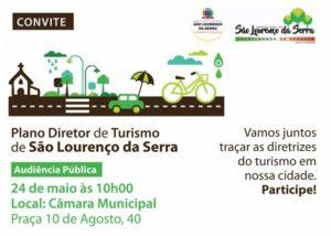 Plano Diretor de Turismo - Audiência Pública