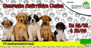 Campanha de Vacinação Antirrábica Canina 2017