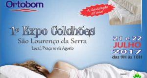 1ª Expo Colchões em São Lourenço da Serra