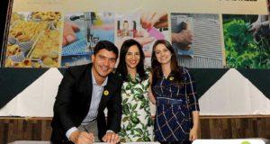 Assinatura de Convênios para o Fundo Social de Solidariedade