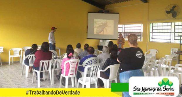 Semana Mundial do Idoso e Palestra sobre doença de Chagas