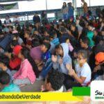 Semana Mundial do Idoso em São Lourenço da Serra