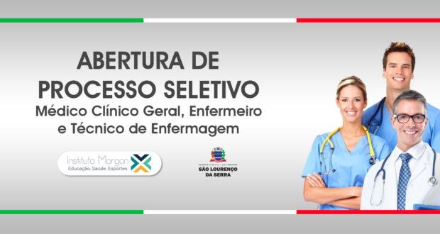 COMUNICADO DE PROCESSO SELETIVO SIMPLIFICADO Nº 001/2018