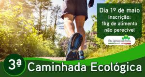 3ª Caminhada Ecológica de São Lourenço da Serra - 2019