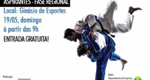 Campeonato Paulista de Judô pela primeira vez em São Lourenço da Serra
