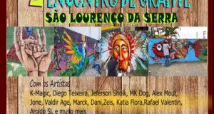 2º Encontro de Grafite de São Lourenço da Serra
