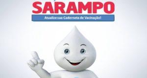 Vacinação em Combate ao Sarampo à partir de 05/08, em São Lourenço da Serra